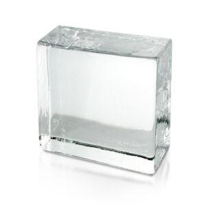 Cegła szklana Crystal Clear Collection 10x10x5
