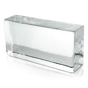 Cegła szklana Crystal Clear Collection 20x10x5