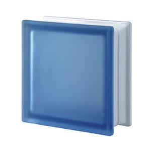 Pustaki szklane luksfery Q 19 Blue T Sat 1919/8 Luksfery satynowane jednostronnie