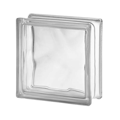 Pustak szklany Janus CY E60 1919/8 luksfer przeźroczysty dwustronny
