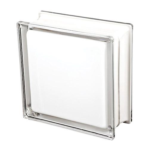 Pustaki szklane Q19 Mendini White 100% 1919/8 Luksfery białe wewnętrzne