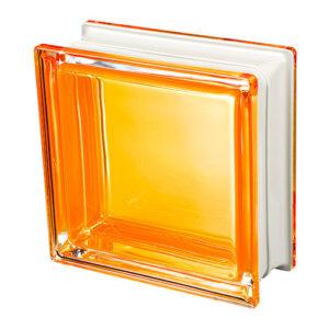 Pustaki szklane Q19 Mendini Ambra 1919/8 Luksfery pomarańczowe wewnętrzne