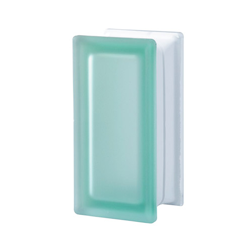 Pustaki szklane R09 Verde T Sat 1909/8 Luksfery zielone satynowane