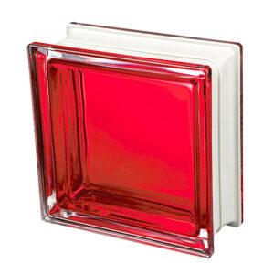 Pustaki szklane Q19 Mendini Rubino 1919/8 Luksfery czerwone wewnętrzne