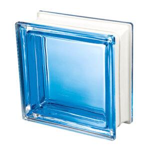 Pustaki szklane Q19 Mendini Zaffiro 1919/8 Luksfery niebieskie wewnętrzne