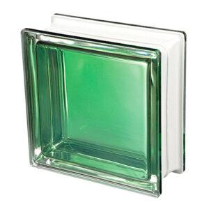 Pustaki szklane Q19 Mendini Giada 1919/8 Luksfery zielone wewnętrzne