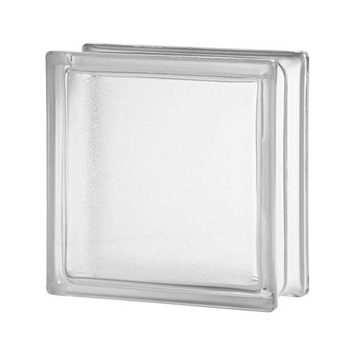 Pustak szklany ARCTIC E60 szroniony/zmrożony luksfer 1919/8