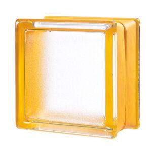 Pustaki szklane MyMiniGlass Apricot luksfery 14,6x14,6x8