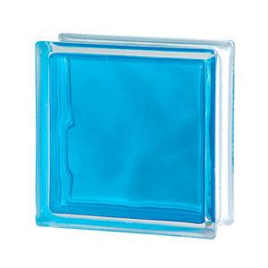Pustak szklany Wave Brilly Blue 1919/8 luksfer chmurka niebieski