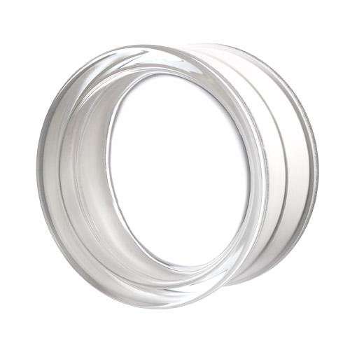 Pustak szklany podłogowy Clear View R19 luksfer bezbarwny okrągły