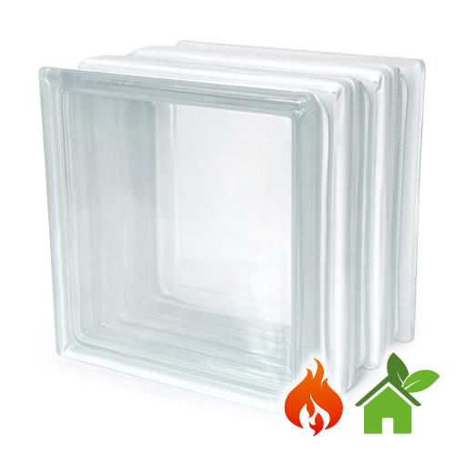 Pustaki szklane ognioodporne TF60 EI60 luksfery energooszczędne