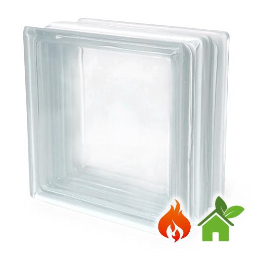 Pustaki szklane ognioodporne TF30 EI30 luksfery energooszczędne
