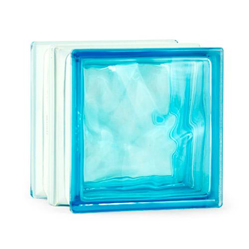 Pustak szklany Wave Azur Energooszczędny Luksfer 1919/16