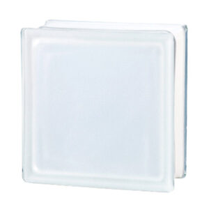Pustaki szklane 198 Transparent Sat E60 EI15 luksfery satynowane