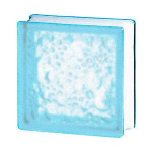 Pustaki szklane 198 Azur Bubble Sat1 E60 EI15 luksfery 19x19x8