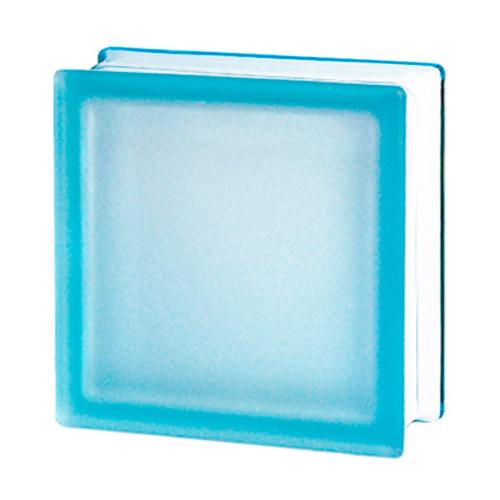 Pustaki szklane 198 Azur Frosted Sat1 E60 EI15 luksfery 19x19x8