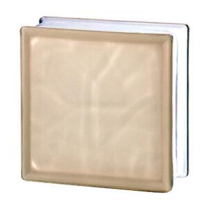 Pustaki szklane 198 Bronze Flemish Sat E60 EI15 luksfery 19x19x8