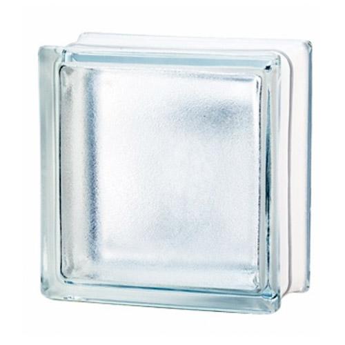 Pustaki szklane 198 Clear Frosted EI15 E60 luksfery bezbarwne