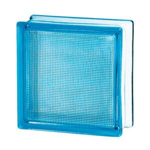 Pustaki szklane 198 Java Azur E60 EI15 luksfery niebieskie