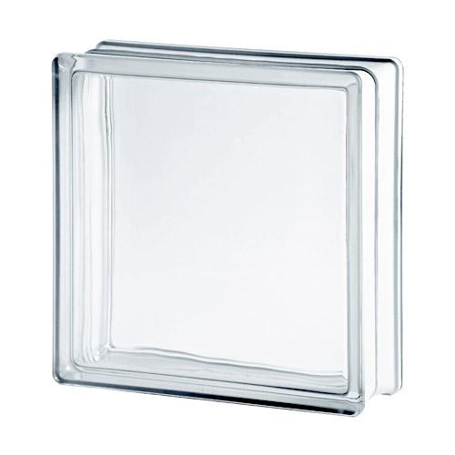 Pustaki szklane Clear View 2424/8 Luksfery gładkie/czyste