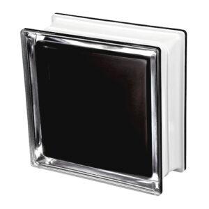 Pustaki szklane Q19 Mendini Black 100% 1919/8 Luksfery czarne wewnętrzne