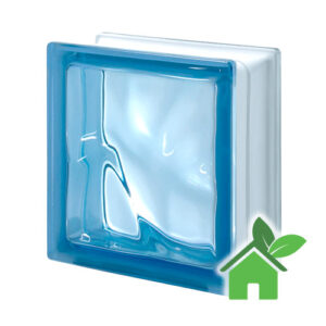 Pustaki szklane Q 19 Blue O Energy Saving 1919/8 Luksfery energooszczędne