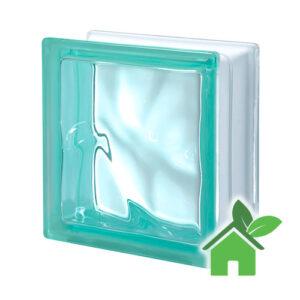 Pustaki szklane Q 19 Verde O Energy Saving 1919/8 Luksfery energooszczędne
