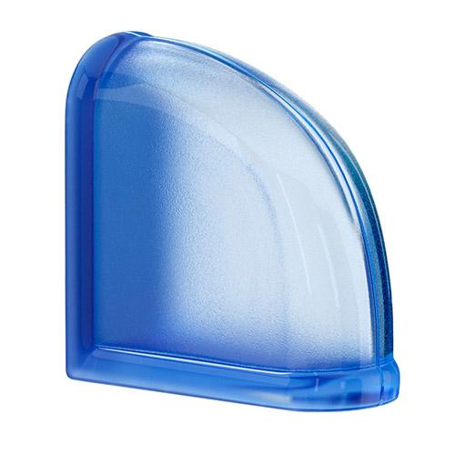 Pustaki szklane MyMiniGlass Blueberry Curved End luksfery 14,6x14,6x8