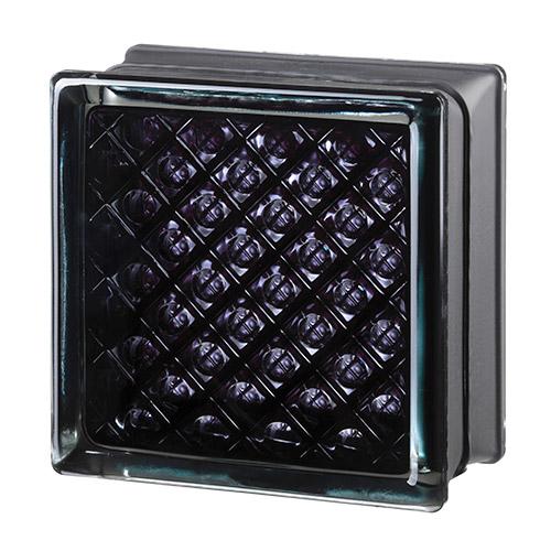 Pustaki szklane MyMiniGlass Daredevil Black 100% luksfery 14,6x14,6x8