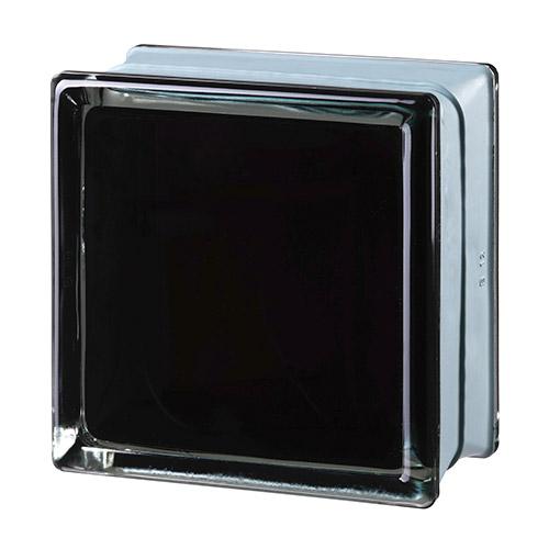 Pustaki szklane MyMiniGlass Futuristic Black 100% luksfery 14,6x14,6x8