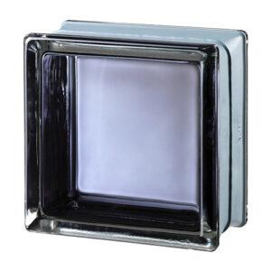 Pustaki szklane MyMiniGlass Futuristic Black 30% luksfery 14,6x14,6x8