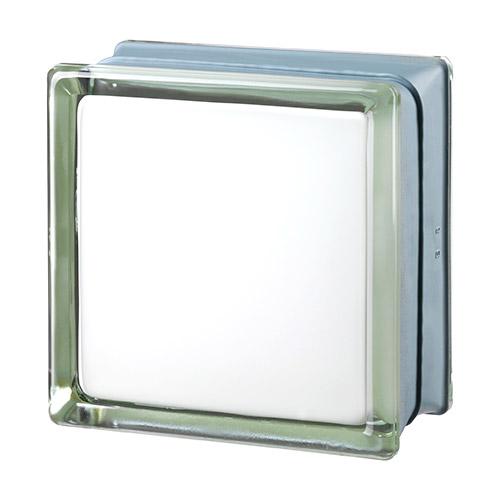 Pustaki szklane MyMiniGlass Futuristic White 100% luksfery 14,6x14,6x8
