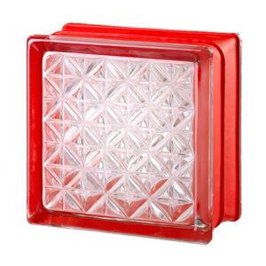 Pustaki szklane MyMiniGlass Romantic White 30% luksfery 14,6x14,6x8