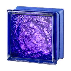 Pustaki szklane MyMiniGlass Sophisticated Violet luksfery 14,6x14,6x8