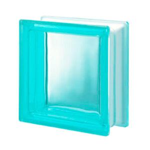 Pustaki szklane Q 19 Aquamarina T 1919/8 Luksfery niebieskie