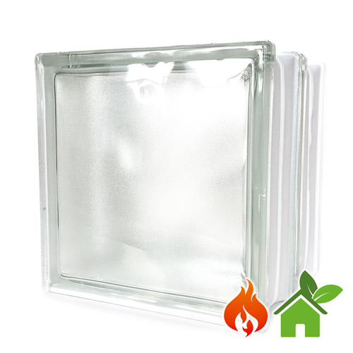 Pustaki szklane termoizolacyjne Janus DW luksfery 19x19x16