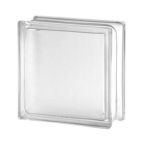 Pustak szklany Samba Seves E60 1919/8 luksfery bezbarwne/szronione
