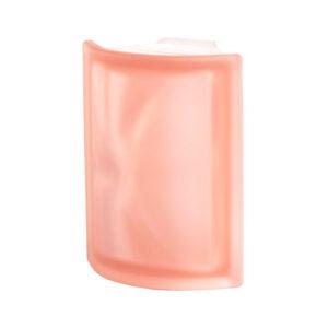 Pustaki szklane Angolare Rosa O Sat Luksfery chmurki różowe
