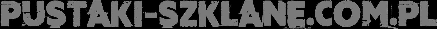Pustaki Szklane | Luksfery | Sklep